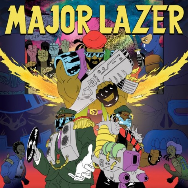 Album Review: Major Lazer – Free The Universe