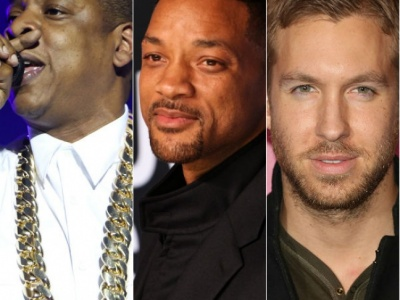Calvin Harris working on EDM TV comedy with Jay Z and Will Smith