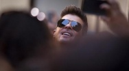 'Blurred Lines' composers sue over Marvin Gaye, Funkadelic songs